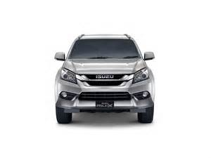 Isuzu Mu X Suv New 2014 Isuzu Mu X Suv Pictures And Details Autotribute