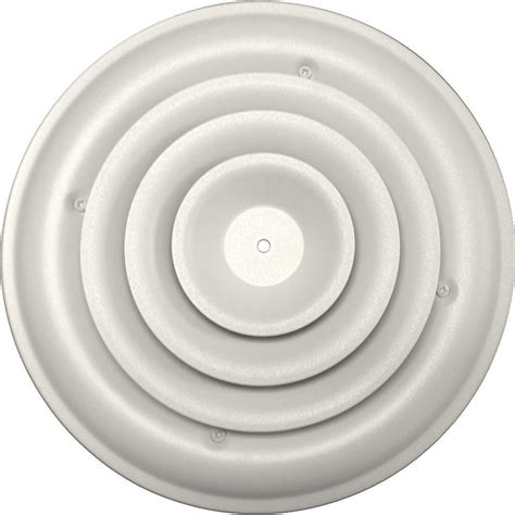 ceiling vent diffuser speedi grille 8 in ceiling air vent register white