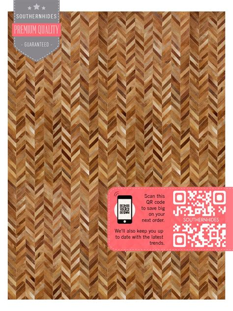 cowhide pattern rug herringbone cowhide rug modern herringbone pattern