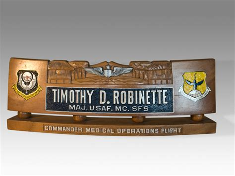 military desk name plates military desk name plates best stand 1 tail shields
