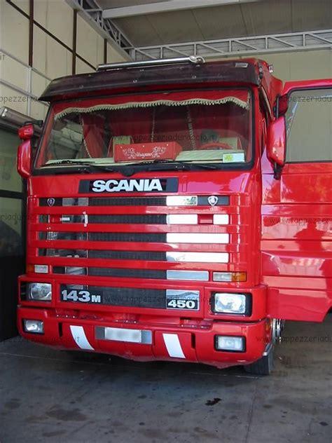 tappezzeria camion scania 143 monforte tappezzeria duraccio