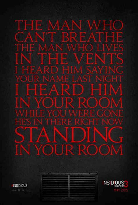 insidious film quotes insidious quotes quotesgram