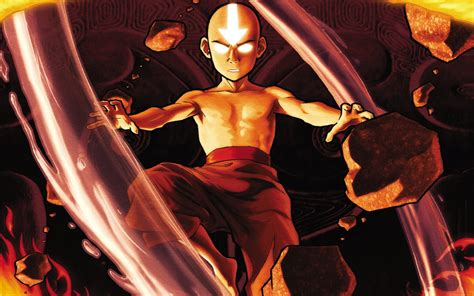 the legend of avatar the legend of aang hd wallpaper animation wallpapers