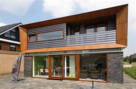 home construction design tips innovative modern brick wood house design home
