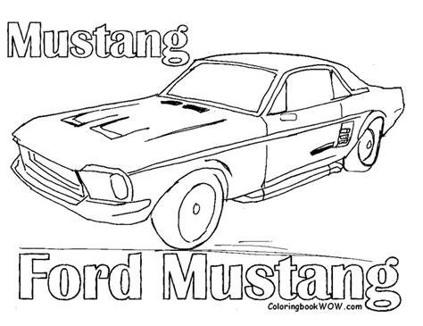 car coloring pages preschool preschoolers cars car coloring ford cars free