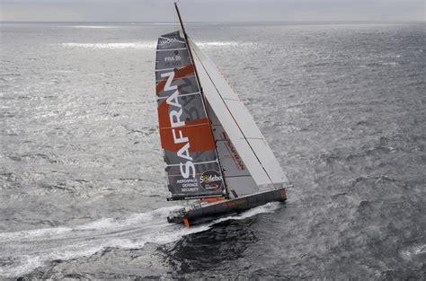 safran en bateau actualit 233 s record de l atlantique pour guillemot et