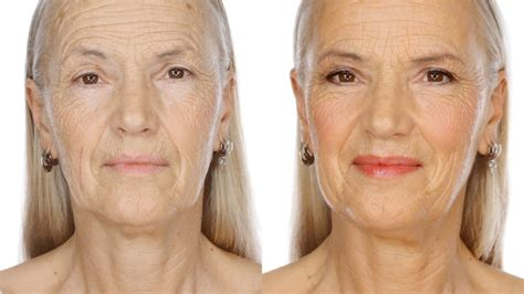 what make up for 58 year old woman glowing youthful day makeup tutorial for mature skin youtube