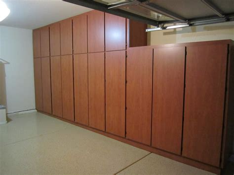 built in garage cabinets built in garage storage cabinets with doors railing