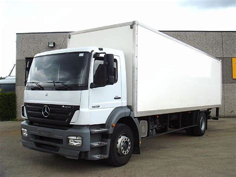 camion mercedes type 1828 l axor d occasion