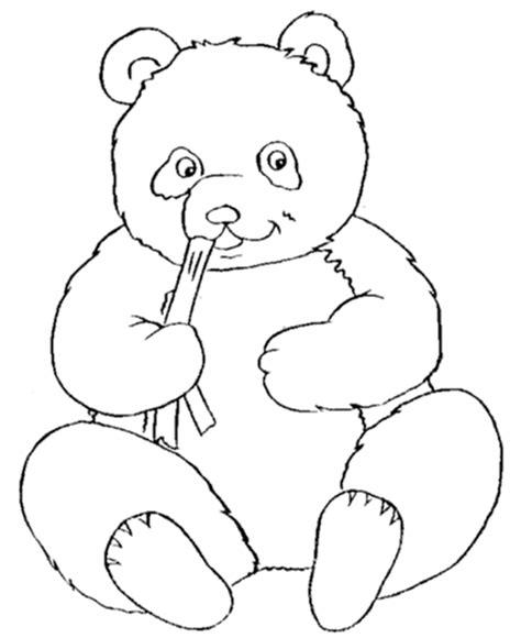 Panda Coloring Page Pdf | cute panda bear coloring pages printable coloring pages