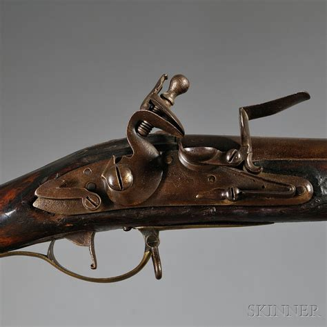 puppy lock swedish lock musket sale number 2652m lot number 231 skinner auctioneers