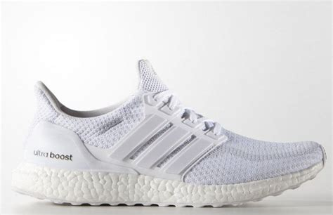 Adidas Ultra Boost White 1 adidas ultra boost white 2016 sneaker bar detroit