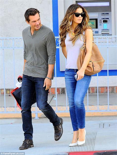 Kate Beckinsale Luckiest by Kate Beckinsale S Husband Len Wiseman Can T Help But