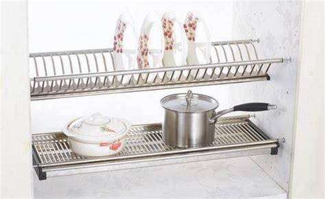 kitchen cabinet dish rack sell kitchen cabinet stainless steel dish rack id 18748474