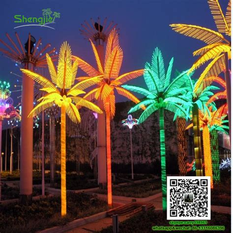 outdoor lighted palm tree canada outdoor lighting ideas