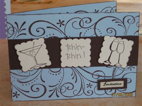 scrapbooking invitation anniversaire adulte