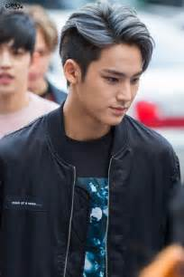 kpop 2015 hairstyles 72 best images about mingyu on pinterest boys kpop and