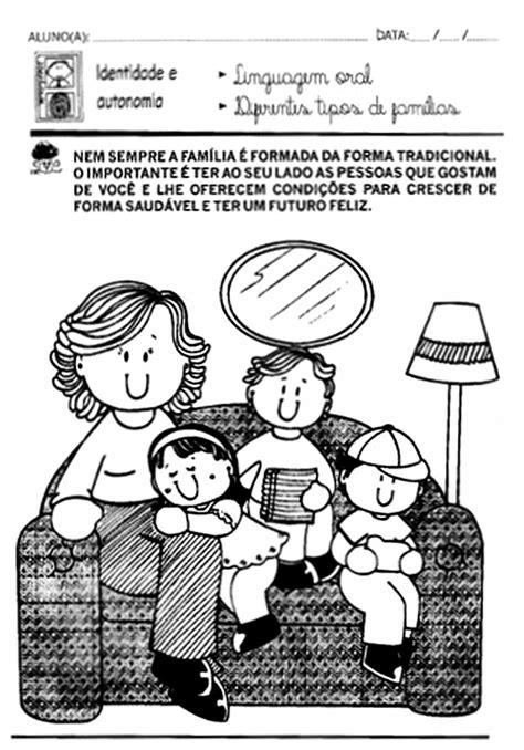 Tya Krys - Ebd Cordeirinhos: Atividades tema Família parte 2