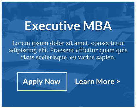 Executive Mba Tennessee by Mba Programs