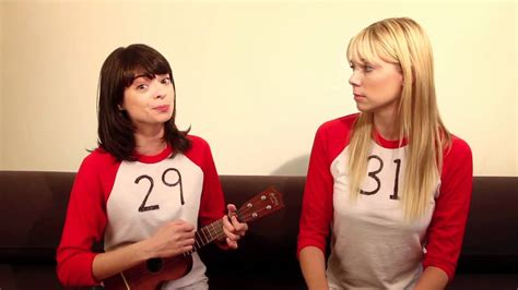 20year old versis 40 year old pregnant 29 31 by garfunkel and oates youtube