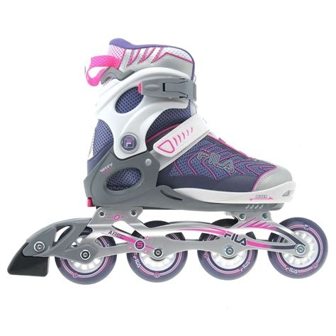 imagenes de tenis nike ultima coleccion fila kids wizy alu junior girls inline skates childrens