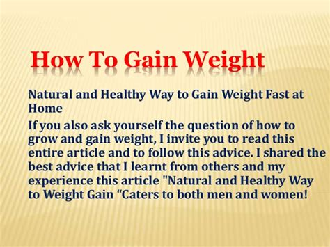 how to get to gain weight how to put on weight fast naturally 12 week exercise program for weight loss clothes