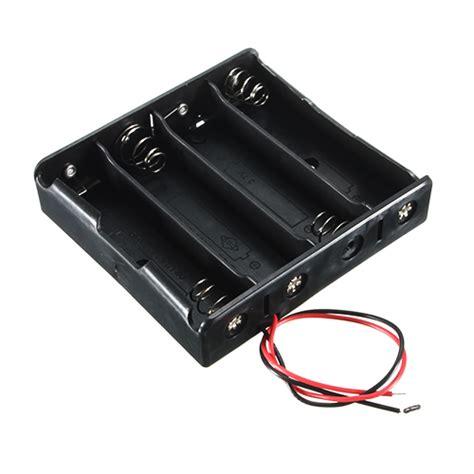 Battery Holder 3 7v 18650 18650 battery holder wire 4 cell micro robotics