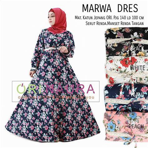 Marwa By by Marwa By Orinaura Jual Busana Muslim