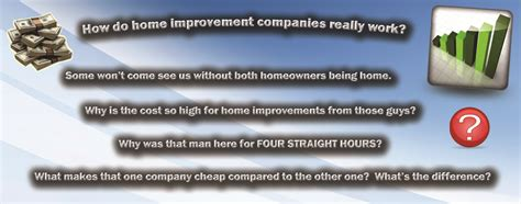 home improvement sales insights