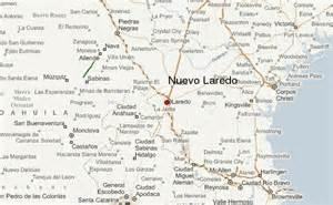 maps laredo nuevo laredo location guide