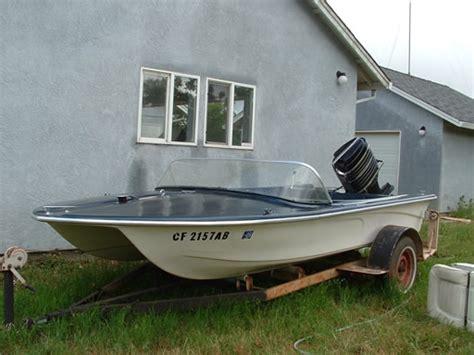 classic powercat boats 1962 power cat