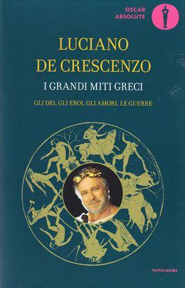 libro musicbox quando i grandi i grandi miti greci luciano de crescenzo
