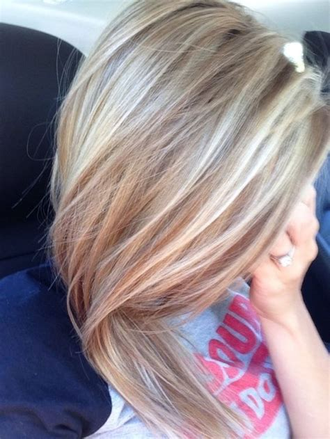 ash blonde with highlights and lowlights short hair styles cool blonde with light ash blonde highlights and dark
