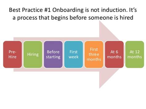 best practices template best practice onboarding trends and exles in managing