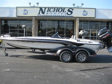 ranger bass boat for sale oklahoma bass boat ranger boats for sale in tulsa oklahoma