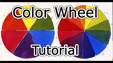 color wheel paint store color wheel tutorial how to mix paint