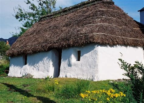 thatched cottage plockton thatched cottage visitscotland