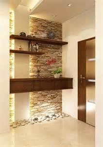 Elegant foyer area design