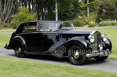 roll royce silver sold rolls royce silver wraith limousine auctions lot