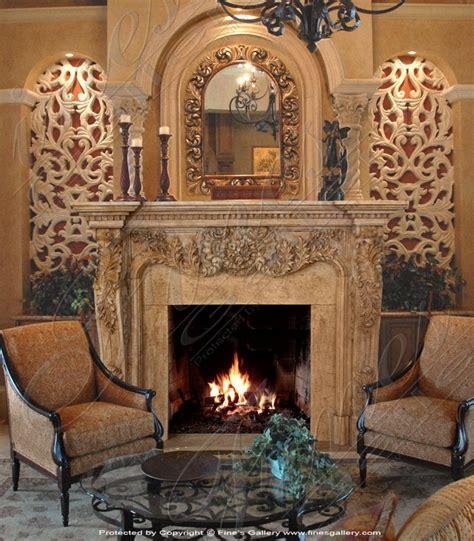 Ornate Fireplace by 78 Images About Home Fireplace On