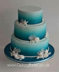 seaside theme novelty cakes