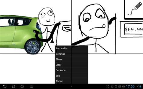Cartoon Meme Maker - rage comic maker android apps on google play