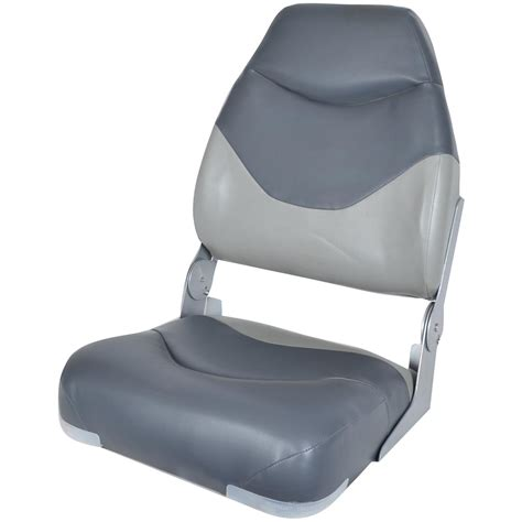 back to back fold down boat seats deluxe high back fold down boat seat 2 tone 640171