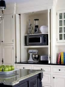Kitchen Appliance Cabinet Storage Lou Lou Pear Appliance Garage