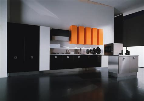 modern house modern black kitchen designs ideas