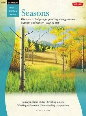 stepping seasons books watercolor seasons ronald pratt 9781600582813