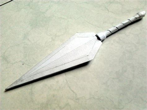 Origami Knife - origami easy knife comot