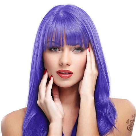 Manic Panic Classic Electric Amethyst Berkualitas manic panic high voltage classic formula electric amethyst colour hair dye 118ml