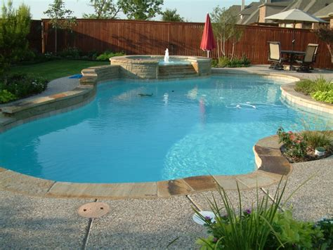 free form pool free form pools customer portfolio foley pools