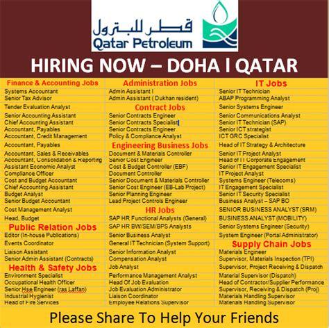tugboat job in doha qatar trabahong abroad urgent jobs in qatar petroleum